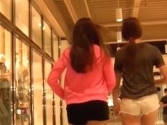 White Shorts Cute Teen (Graz 7)