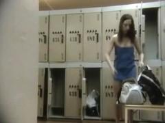 Locker Room Girls 8