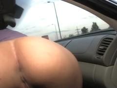 PublicAgent: Jennifer rides in the car park