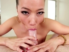 Incredible pornstar Kalina Ryu in Best Blowjob, Dildos/Toys xxx scene