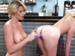 Lesbian Cafe - Dixie Lynn And Kit Mercer