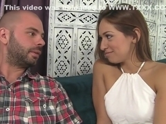 Amazing pornstar Scarlet Red in crazy cumshots, blowjob sex movie