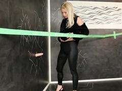 Exotic pornstar Cayla Lyons in amazing blonde, masturbation xxx video