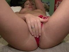 Incredible pornstar in horny masturbation, amateur sex movie