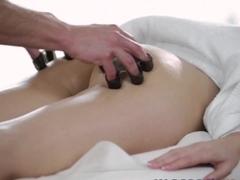 Exotic pornstar in Horny Blonde, Massage xxx scene