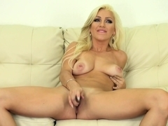 Hottest pornstar Cameron Dee in Crazy Small Tits, MILF sex video