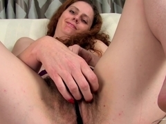 Crazy pornstar in Incredible Mature, Hairy adult video