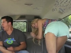 Amanda Tate just wants to be banged in bus