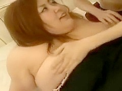 Japanese SSBBW Facesitting Cum outside