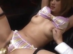 Exotic Japanese chick Aika in Fabulous Dildos/Toys, BDSM JAV scene