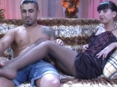 NylonFeetVideos Video: Madeleine and Frederic