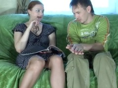 MaturesAndPantyhose Video: Rita and Rolf