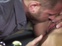 Breanne Benson & Scott Nails in Looking For Love, Scene 2