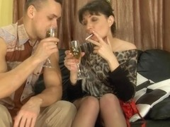 StunningMatures Video: Linda and Connor