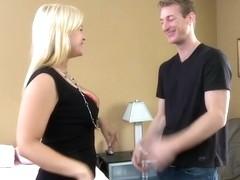 Sarah Vandella & Ryan Mclane in Neighbor Affair