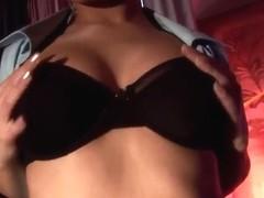 Hot policewoman Eve Angel gonna masturbate