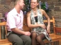 StraponPower Movie: Stephana and Adrian