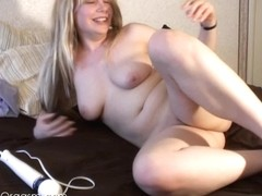 The Female Orgasm: Majbritt One Doggy One on Her Back