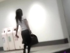 Voyeur hot sharking of the Japanese cute girl
