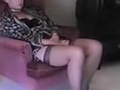 Nice stockings to be fucked