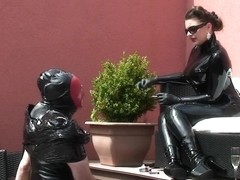 Spitting-Humiliation For two Slaves