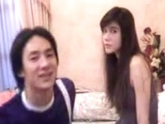 Japanese chick toyed and fucked on amateur camera