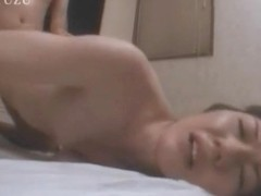 Shaved pussy of Asian MILF Madoka Enomoto deserves a good banging
