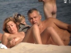 Hot beach voyeur vids filmed with a hidden camera.