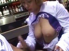 Amazing Japanese whore Mai Haruna in Exotic Big Tits, Public JAV clip