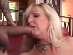 Big Tit Granny Craves A Good Fucking