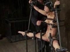 Beautiful sluts in bondage