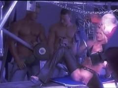 Nicoletta Blue double penetration