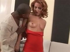 nataly interracial anal