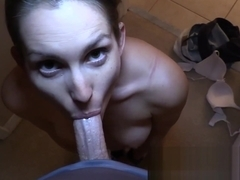 My vibrator on my pussy while YOUR cock is in my mouth