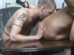 Young Guy Fucks Mature With Huge Tits