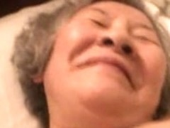 70 yr old Japanese Granny Bonks Fine (Uncensored)