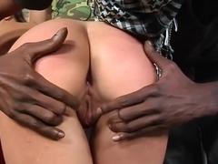 Exotic pornstar Holly Mae Holmes in crazy creampie, brazilian adult clip