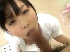 Best Japanese chick in Crazy Big Tits, Blowjob/Fera JAV video