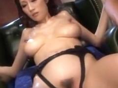 Hottest Japanese chick Julia in Crazy Group Sex, Big Tits JAV scene