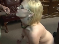 Exotic pornstar Clayra Beau in amazing blonde, blowjob xxx scene