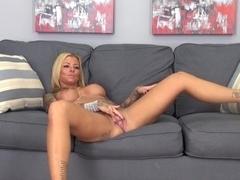 Hottest pornstar Britney Shannon in Fabulous Blonde, Big Tits sex scene