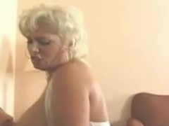 Big boobs southern MILF's birthday stripper surprise