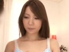 Asian slut gets her asshole fucked hard