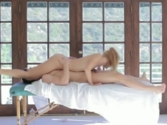 Incredible pornstar Jessie Rogers in Fabulous Cunnilingus, Small Tits porn movie