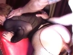 RawVidz Video: Kinky Slave Gets Pussy Pounded Hard