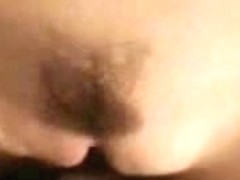 Gorgeous chick exposed her humid pussy for a hard penetration