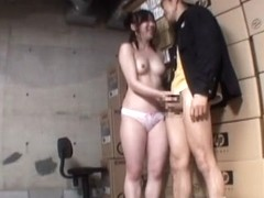 Best Japanese chick in Amazing Public JAV movie
