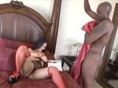 Jessica Bangkok vs Lexington massive penis (huge facial!)