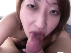 Asian babe is moaning while her lover is fucking her dirty brains out, in the afternoon