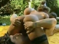 Mathilda Fessier - Outdoor Three-Some